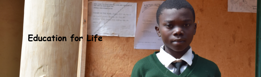 Education for Life Cover 2